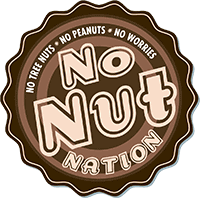 No Nut Nation - No Tree Nuts, No Peanuts, No Worries